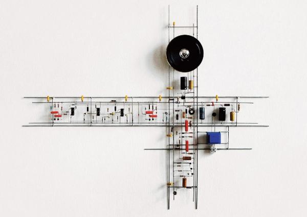 peter vogel k nstler galerie albert baumgarten. Black Bedroom Furniture Sets. Home Design Ideas